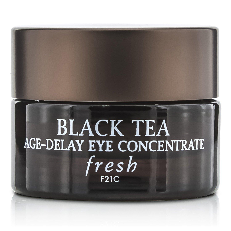 馥蕾詩 Fresh - 紅茶抗皺緊緻濃縮眼部精華霜 Black Tea Age-Delay Eye Concentrate