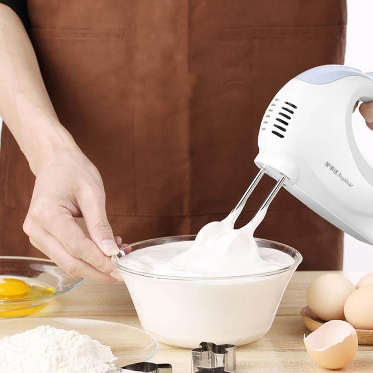 打蛋器 榮事達迷你打蛋器電動家用迷小型手持式全自動攪拌機打發奶油烘焙