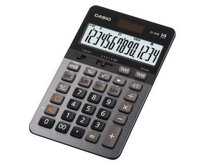 [公司貨2年保固]CASIO 計算機 JS-40B 14位數專業型機種