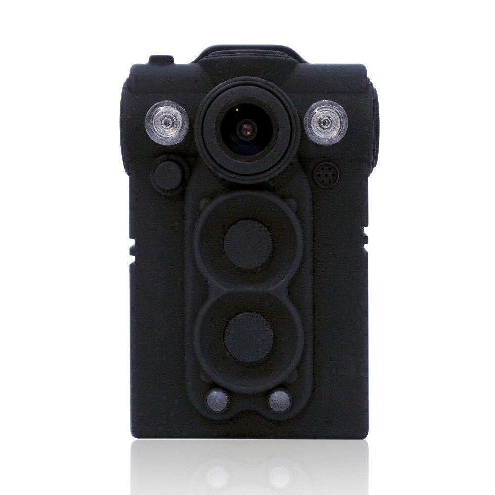 meekee 耐錄寶-頂規夜視版 1080P防水防摔隨身攝錄影機/密錄器/穿戴式機車行車記錄器 (含128G記憶卡)