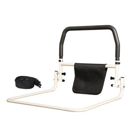 床邊扶手可摺疊老人輔助起身器老年人起床助力器成人借力防摔護欄 霓裳細軟 限時鉅惠85折
