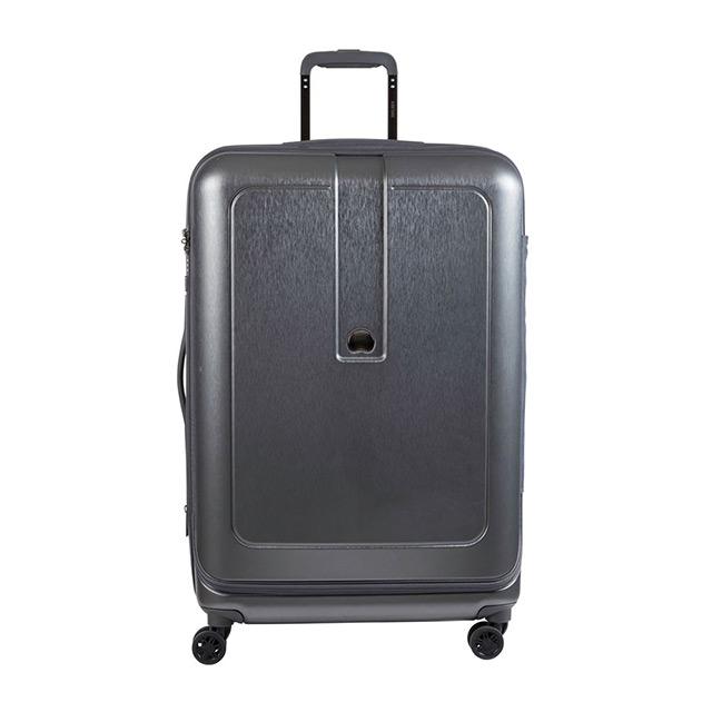 【DELSEY】GRENELLE-27吋旅行箱-鐵灰 00203982101