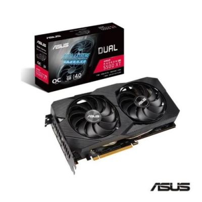 華碩 ASUS Dual Radeon RX 5500 XT EVO 顯示卡