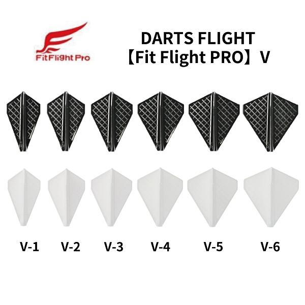 【Fit Flight PRO】TYPE-V 鏢翼 DARTS
