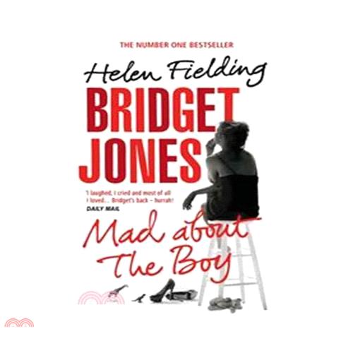 Bridget Jones: Mad About the Boy【三民網路書店】[79折]