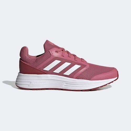 Adidas Galaxy 5 [FW6124] 女鞋 運動 慢跑 休閒 緩震 舒適 健身 回彈 柔軟 穿搭 愛迪達 粉