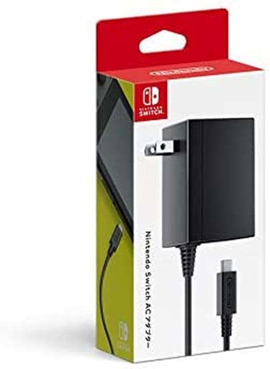 【日本代購】Nintendo Switch AC適配器 原始數碼牆紙