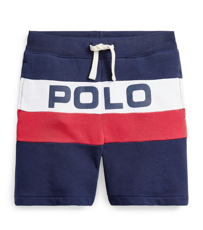 Ralph Lauren Kids Striped Polo Shorts (6-14 Years)
