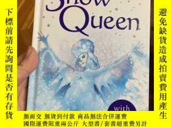 二手書博民逛書店the罕見snow Queen(帶cd)Y236663 ande