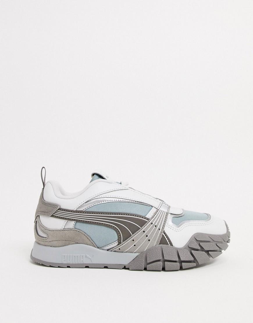 Puma Kyron trainers in grey