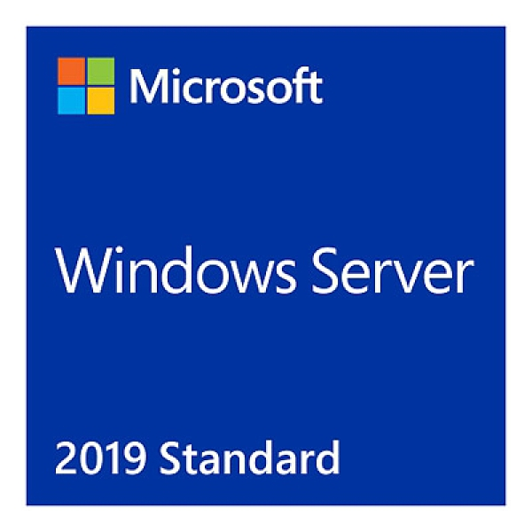 Microsoft Windows Server Standard 2019 64位元 中文隨機版