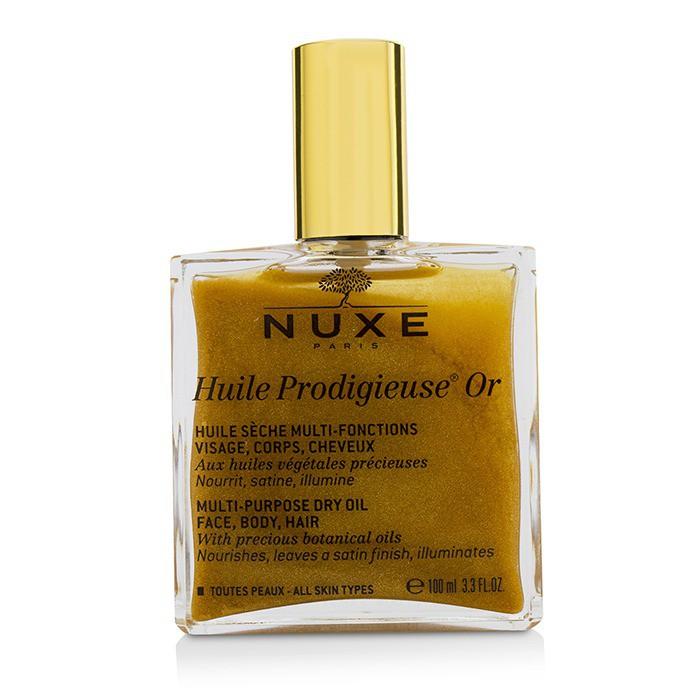 黎可詩 - 全效晶亮精華油 炫亮版Huile Prodigieuse Or Multi-Purpose Dry Oil