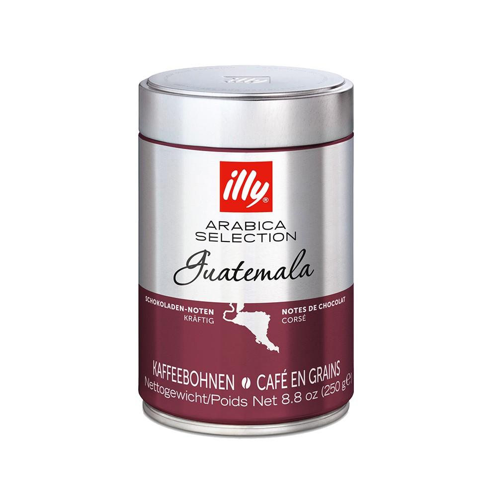 【illy意利】單品咖啡豆-瓜地馬拉(250g)