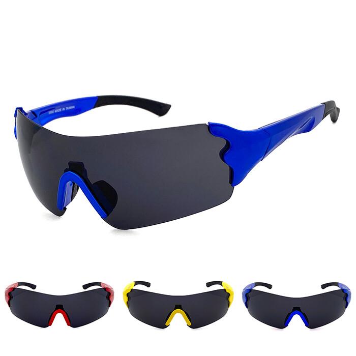 mit運動眼鏡 無框式戶外休閒眼鏡 護眼/防風/抗uv 檢驗合格 99250