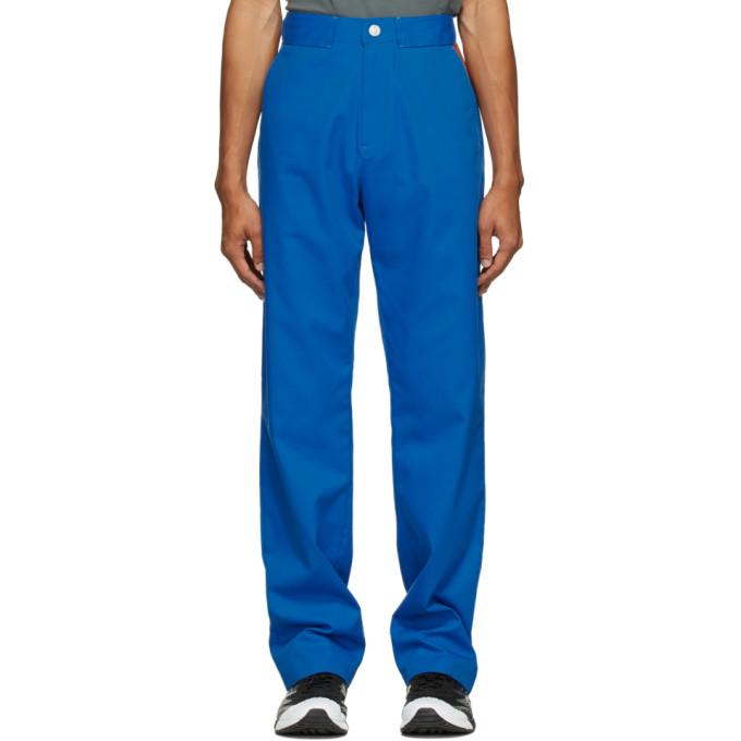 Affix 蓝色 Visibility Duty 长裤