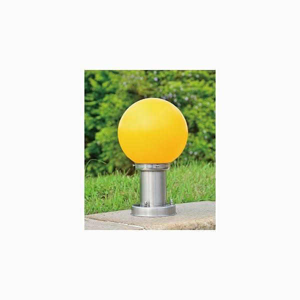 20cm戶外門柱燈 304不鏽鋼大門圍牆燈 女兒牆柱頭燈 可搭配LED 可客製化 E27燈頭 MIT台灣製