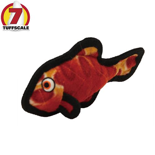 tuffy-狗玩具海洋系列: 紅紅小丑魚(小)