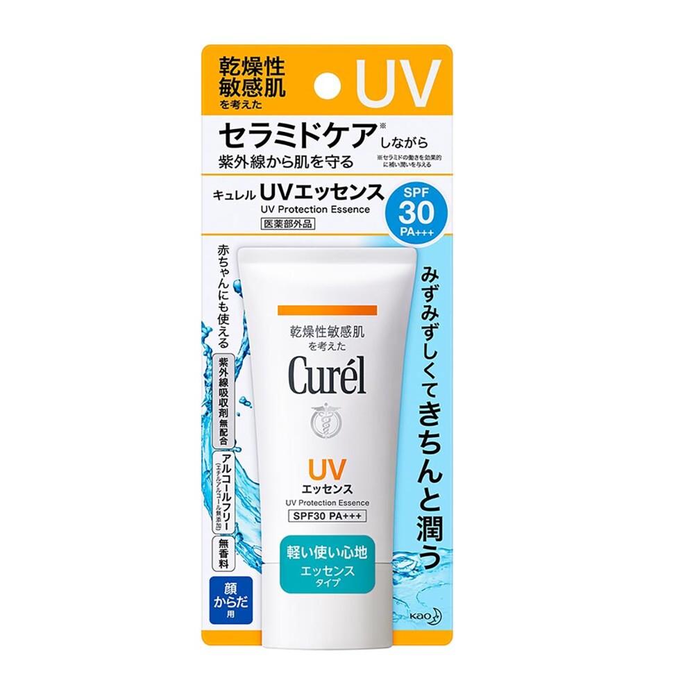 curel 珂潤 潤浸保濕輕透水感防曬乳(臉/身體用)50g