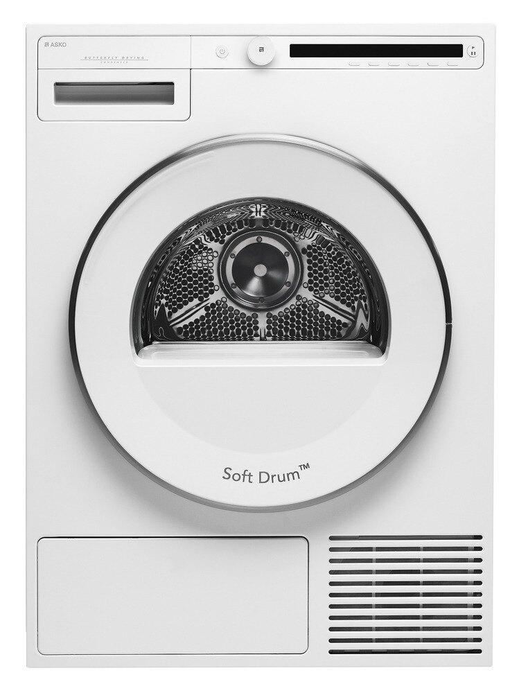 請議價【ASKO促銷組合】 瑞典賽寧 W2084C.W洗衣機+T208C.W烘衣機
