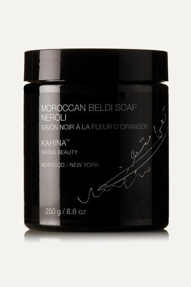 Kahina Giving Beauty - 天然橙花油啫喱皂,250g - 无色 - one size