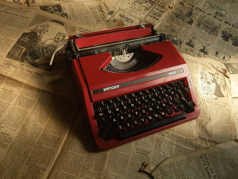 【老時光 OLD-TIME】早期日本製打字機#R-4