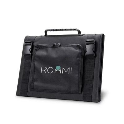 Roommi 60W 太陽能充電板|戶外折疊攜帶方便