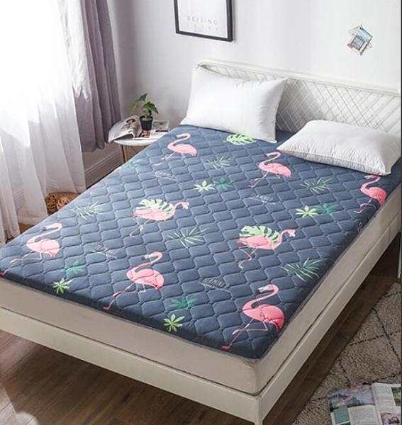 床墊 床墊軟墊租房專用床褥子家用加厚榻榻米1.5m宿舍單人學生海綿墊子 歐韓