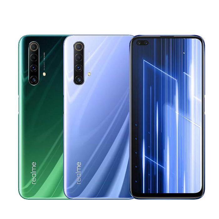 Realme X50 6G/128G 6.57吋5G雙卡四鏡頭智慧手機極地紫