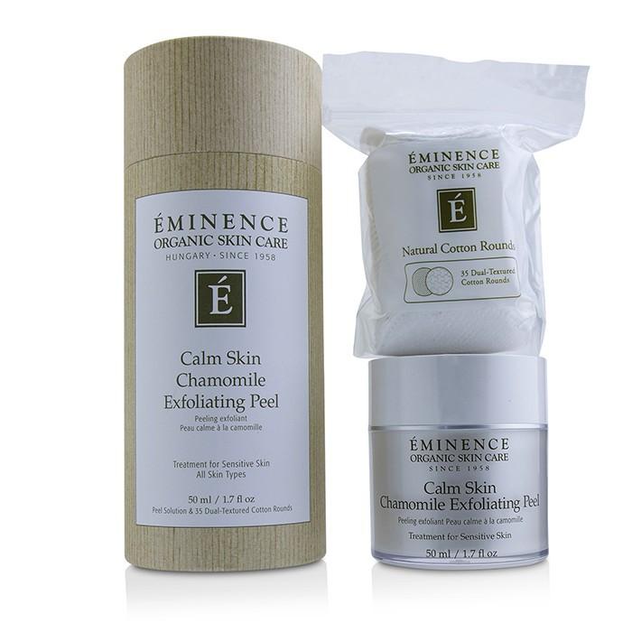 源美肌 - 柑橘鎮靜果酸去角質 Calm Skin Chamomile Exfoliating Peel (附35片雙層