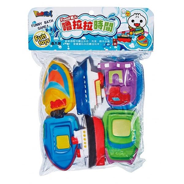 《風車出版》小船-嚕拉拉時間 / JOYBUS玩具百貨