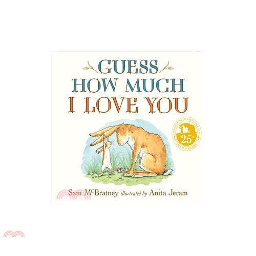Guess How Much I Love You (硬頁書)(美國版)【三民網路書店】[79折]