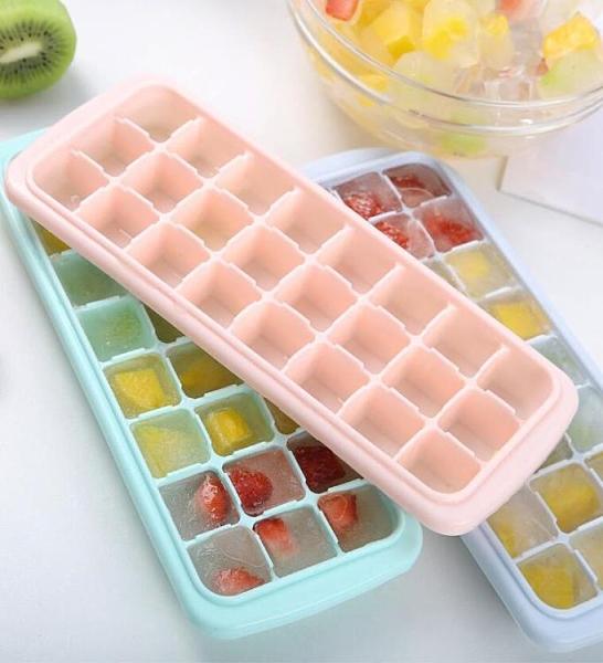 製冰盒 凍冰塊模具硅膠小冰塊盒
