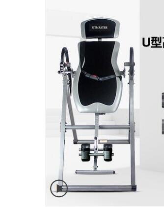 倒立機家用健身椎間盤美國同款倒吊器倒掛器拉伸增高倒立瑜伽神器