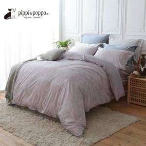 pippi poppo 美國棉薄被套床包組 隱形翅膀7尺7尺
