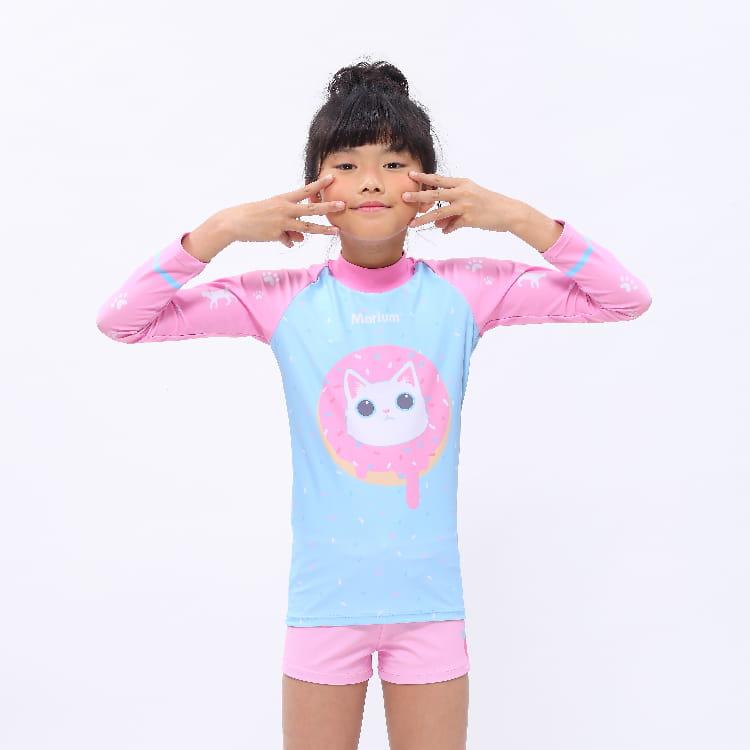 兒童半身水母衣