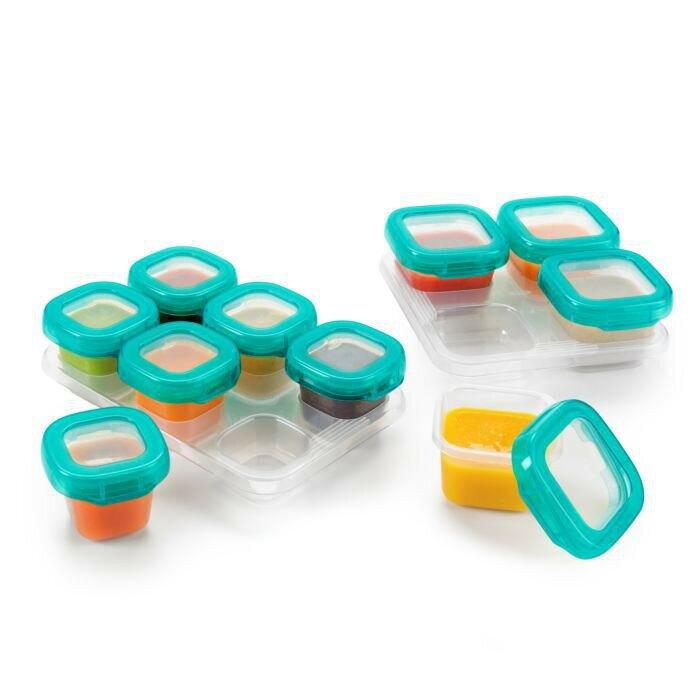 【限時促銷】OXO tot 好滋味冷凍儲存盒 / 副食品保存保鮮盒