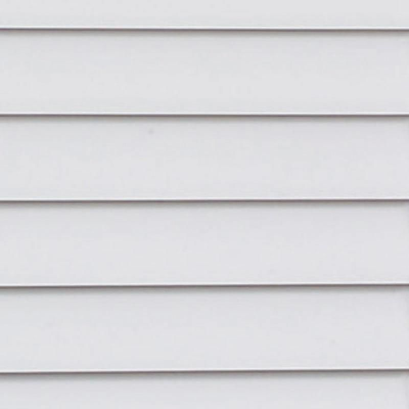 63mm Slat Smooth White Shutter Style Blinds