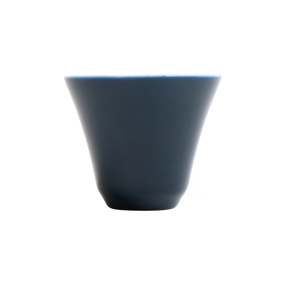南山先生 霽藍鈴鐺杯