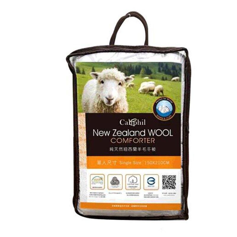 [COSCO代購] W127554 Caliphil 單人天然紐西蘭羊毛被 150x210 公分