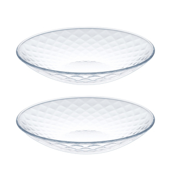 日本TOYO-SASAKI Rufure玻璃餐盤-2入組