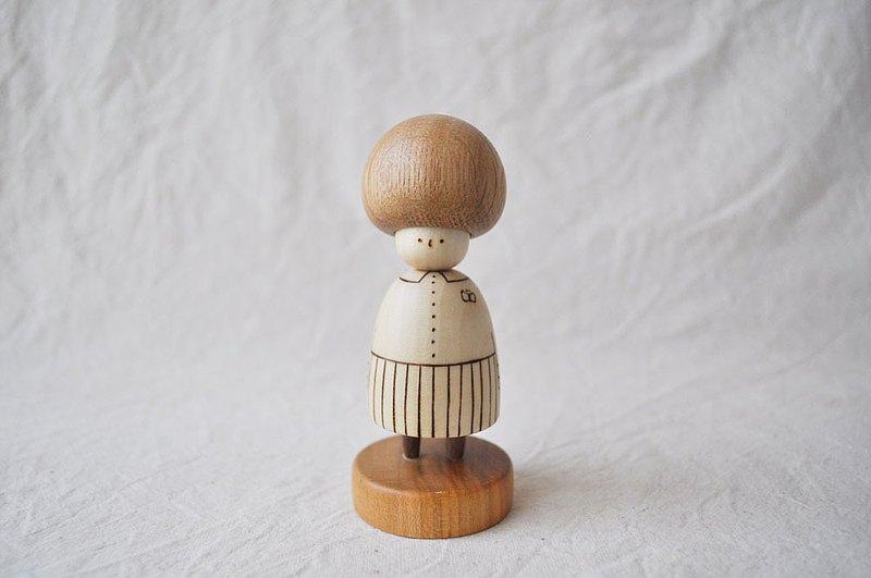 蘑菇女孩小木偶16
