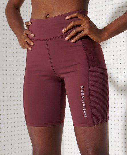 Sport Training Mesh Tight Shorts
