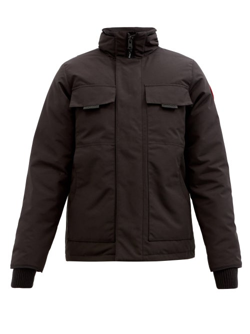 Canada Goose - Forester Down Coat - Mens - Black