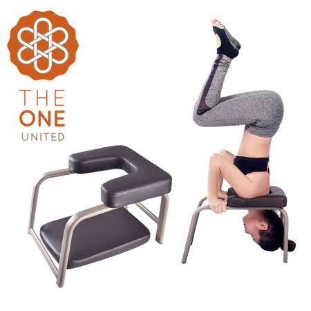 【The One】多功能瑜珈伸展輔助椅 承重加強款/倒立凳/倒立/瑜珈/伸展(兩色任選)