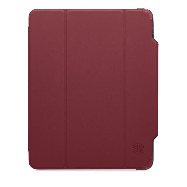 STM Dux Studio (適用於 iPad Pro 12.9 吋第 3 代與第 4 代) - 紅色