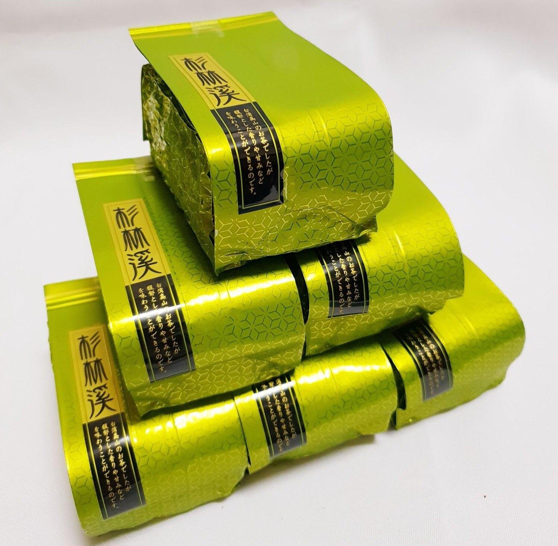 杉林溪特選頂級高山烏龍茶(150g/4包組)