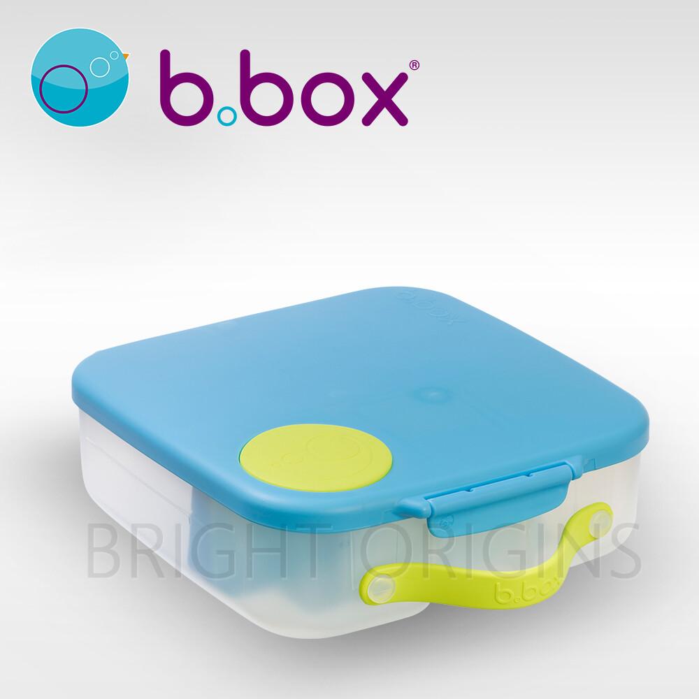 澳洲 b.box 野餐便當盒(海洋藍)