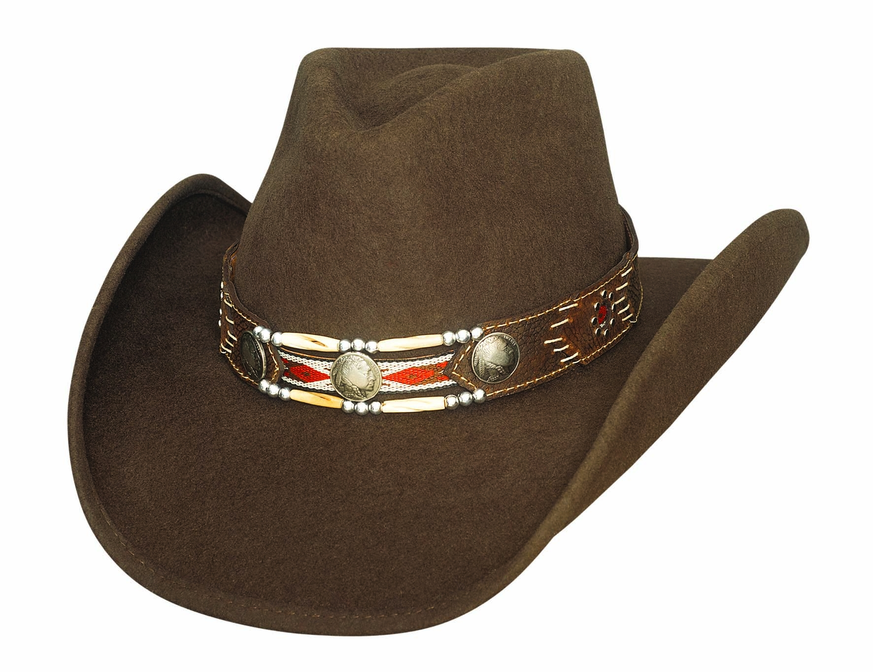 Bullhide Get Along - Wool Cowboy Hat (Closeout)