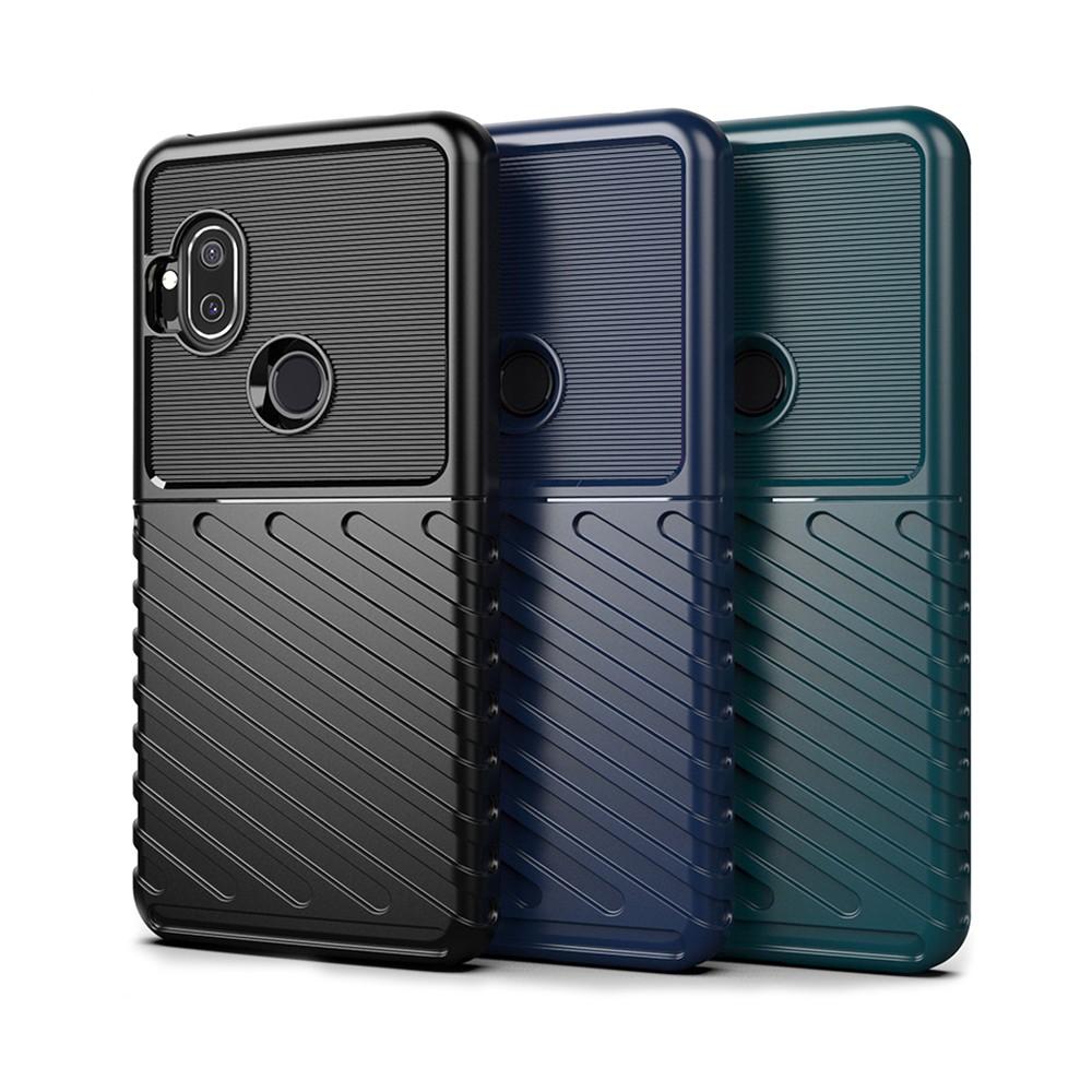 Motorola One Macro Hyper 保護殼耐摔防震抗摔包邊防撞殼磨砂手機殼