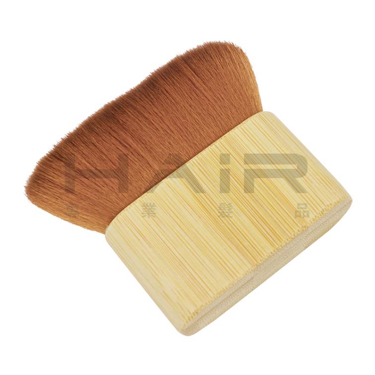 竹柄髮屑刷
